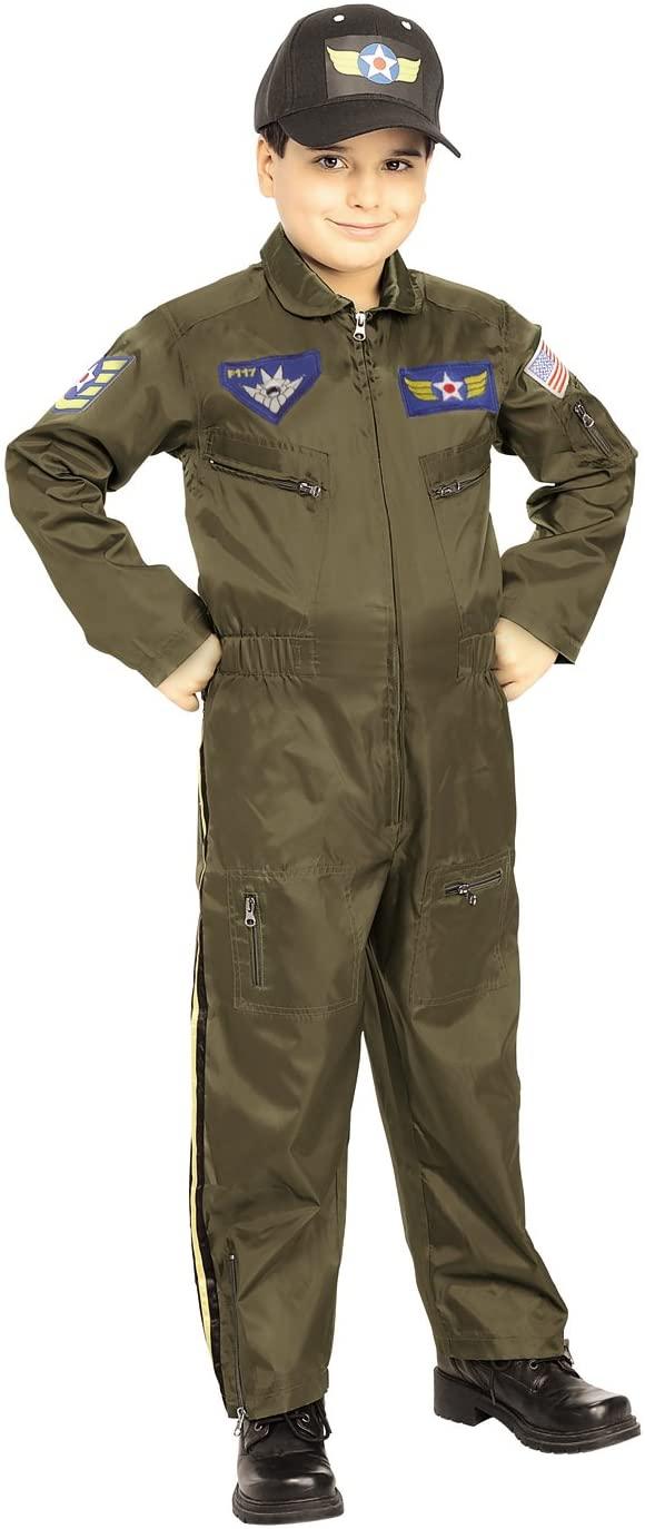 Air Force Pilot Halloween Costume (1214)