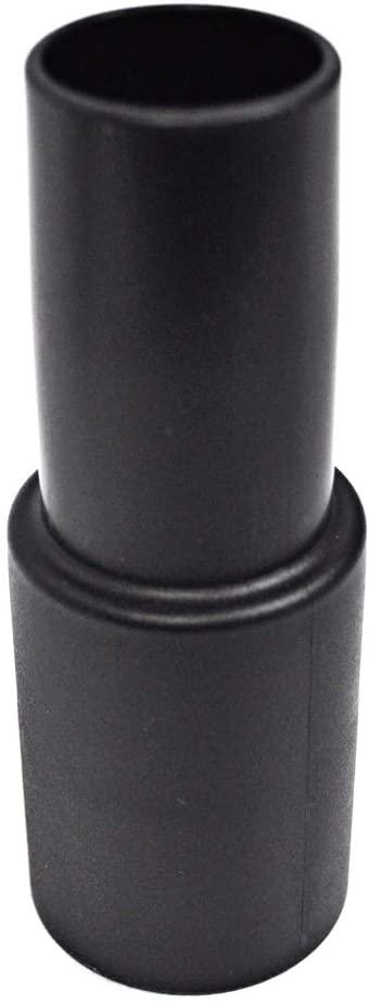 Fitall 35mm to 1 1/4 Black Plastic Vacuum Attachment Adaptor