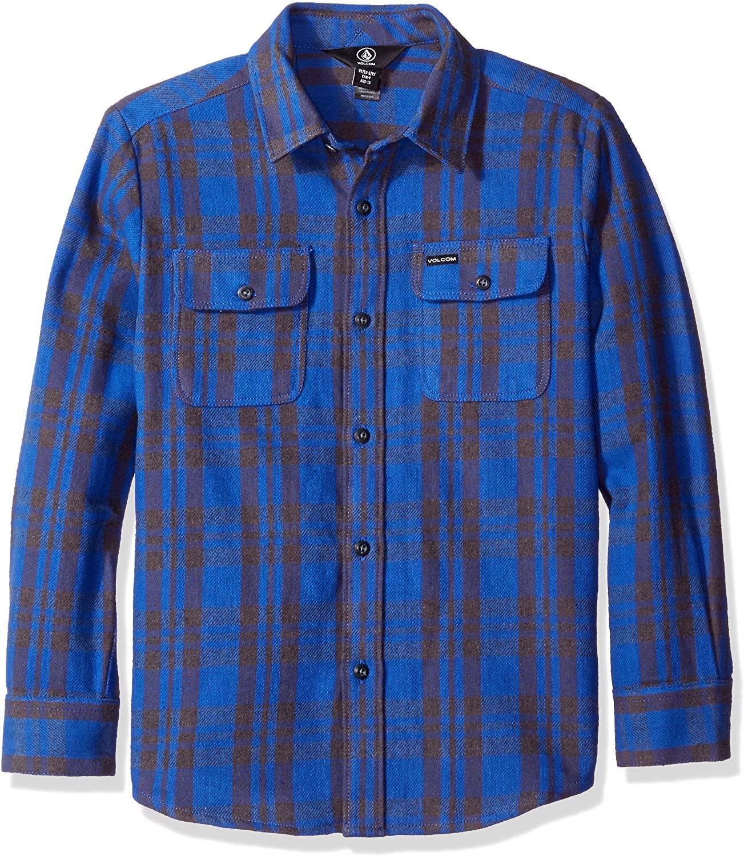 Volcom Big Boys' Copeland Long Sleeve Shirt