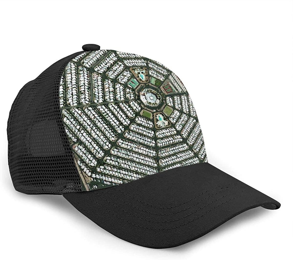 Unisex Adult Modoest Mouse Casual Sports Baseball Cap Asjustable Hip Hop Classic Sun Hats Black