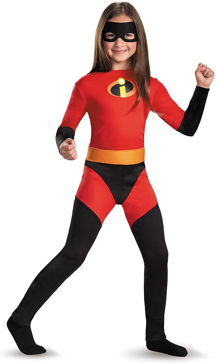 Disguise Kids Violet Incredibles Costume Medium (Sizes 7-8)