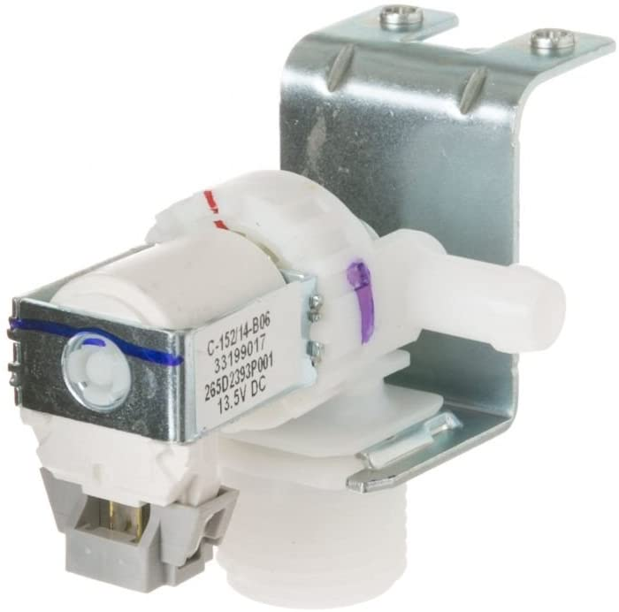GE WD15X24213 Dishwasher Water Inlet Valve Genuine Original Equipment Manufacturer (OEM) Part
