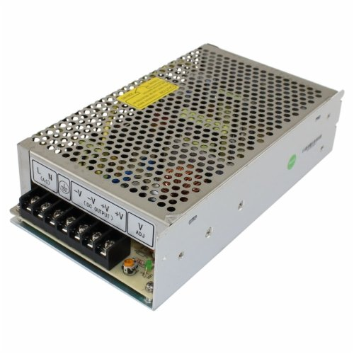 Circuit Specialists   28V 5.5A Single Output Power Supply   HengFu, 150W 28V/5.5A Highly Reliable, Universal AC Input/Full Range Single Output, Complies with RoHS Directive, Input Frequency: 47-63Hz