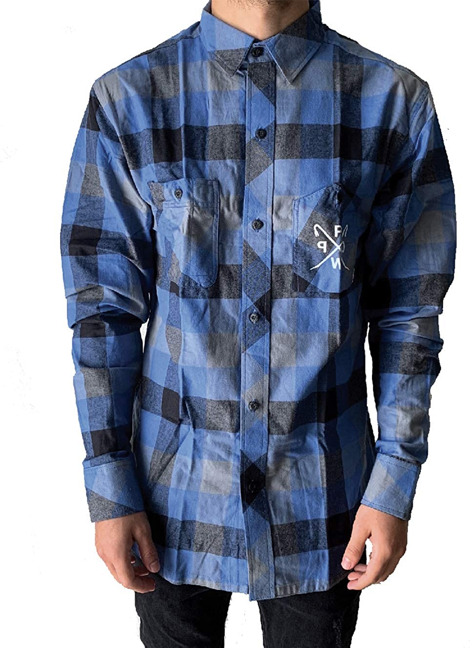 POW Flannel Plaid Shirt
