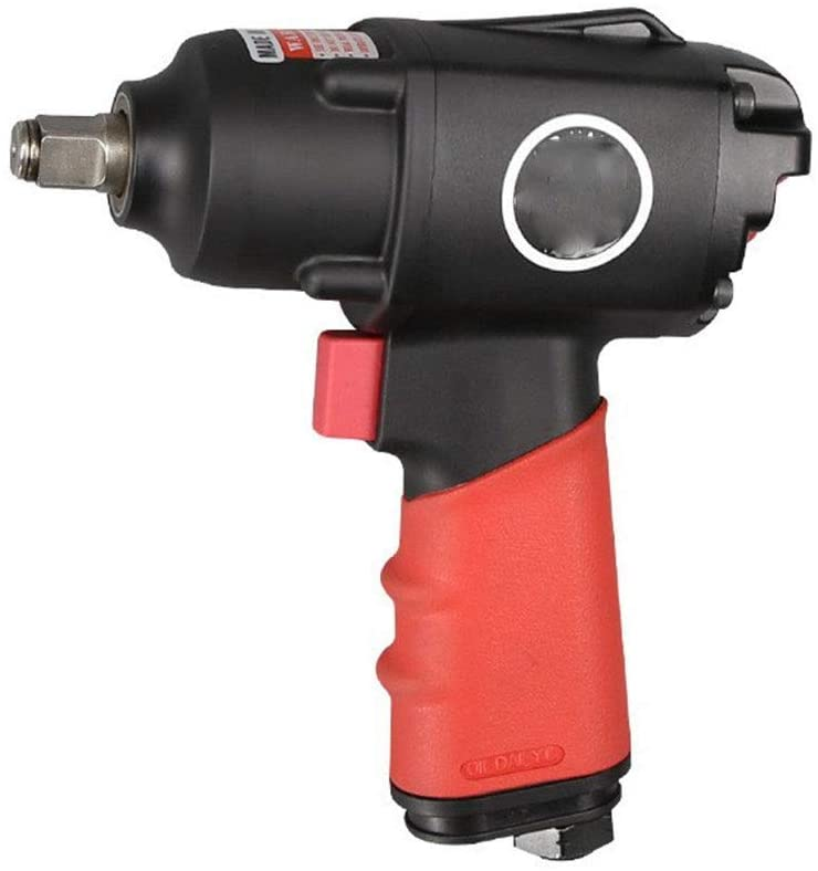 Yadianna Portable Practica Pneumatic Light Pneumatic Impact Wrench, Plastic Pneumatic Air Industrial Grade Hand Tool Hand Tools Industrial