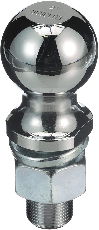 Seachoice 51331 SEA Class II Trailer Hitch Ball – 2 Inch Ball – 3/4 x 2-5/16 Inch Shank – Chrome Finish
