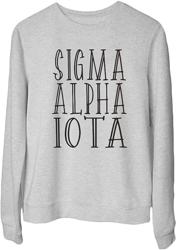 Sigma Alpha Iota Inline Sweatshirt