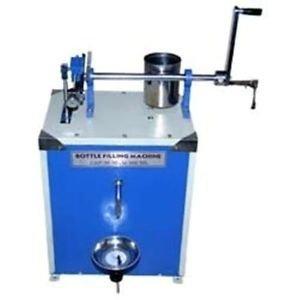 Ajanta Bottle Filling Machine Laboratory Use Hand Operated Jar