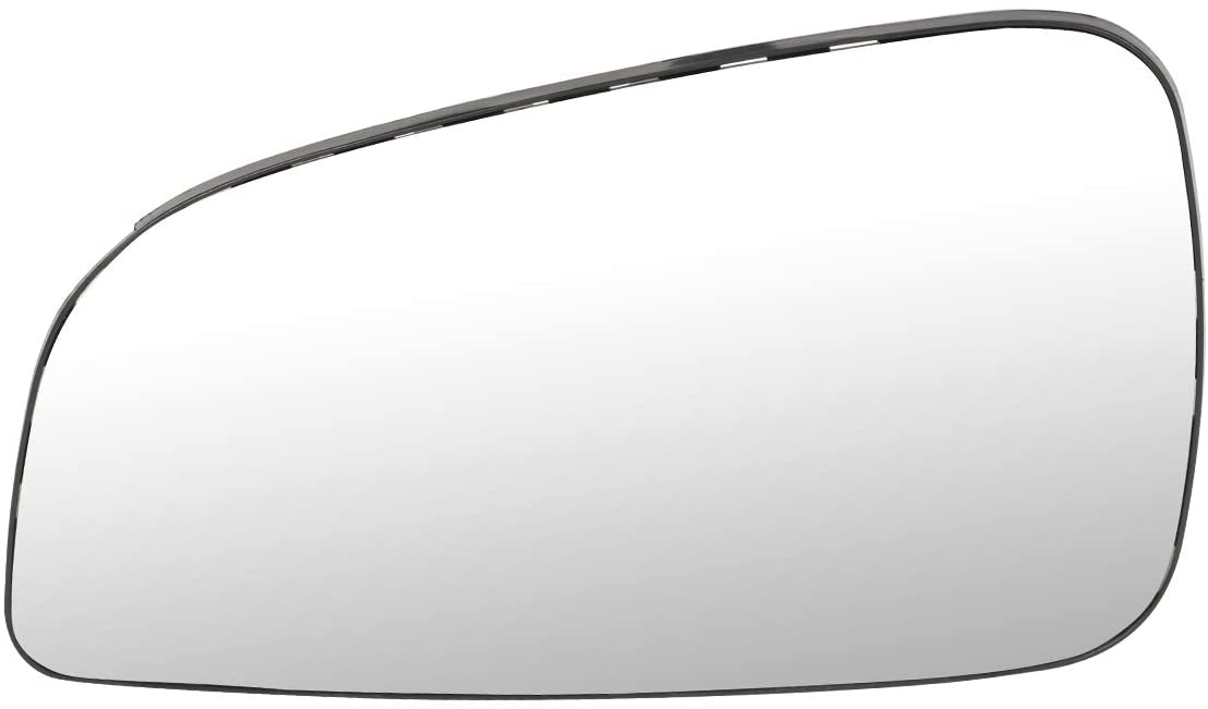 15902389 OE Style Driver/Left Door Mirror Glass Lens Replacement for Chevy Malibu Classic Saturn Aura 07-12