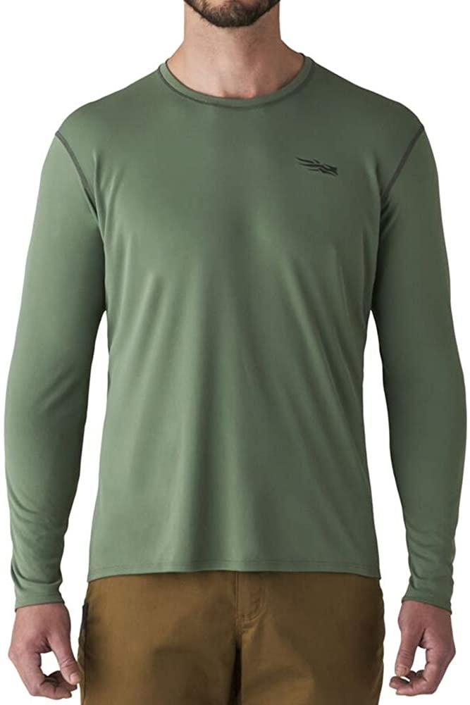 SITKA Men's Basin Work Long Sleeved Shirt, X-Large, Juniper