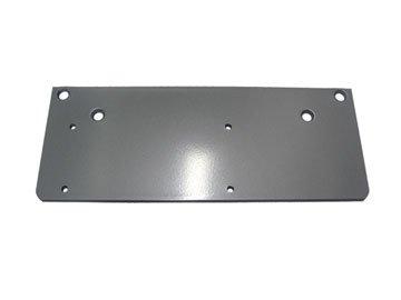 LCN 411018BLKBLK 4110-18 693 Plate, Black