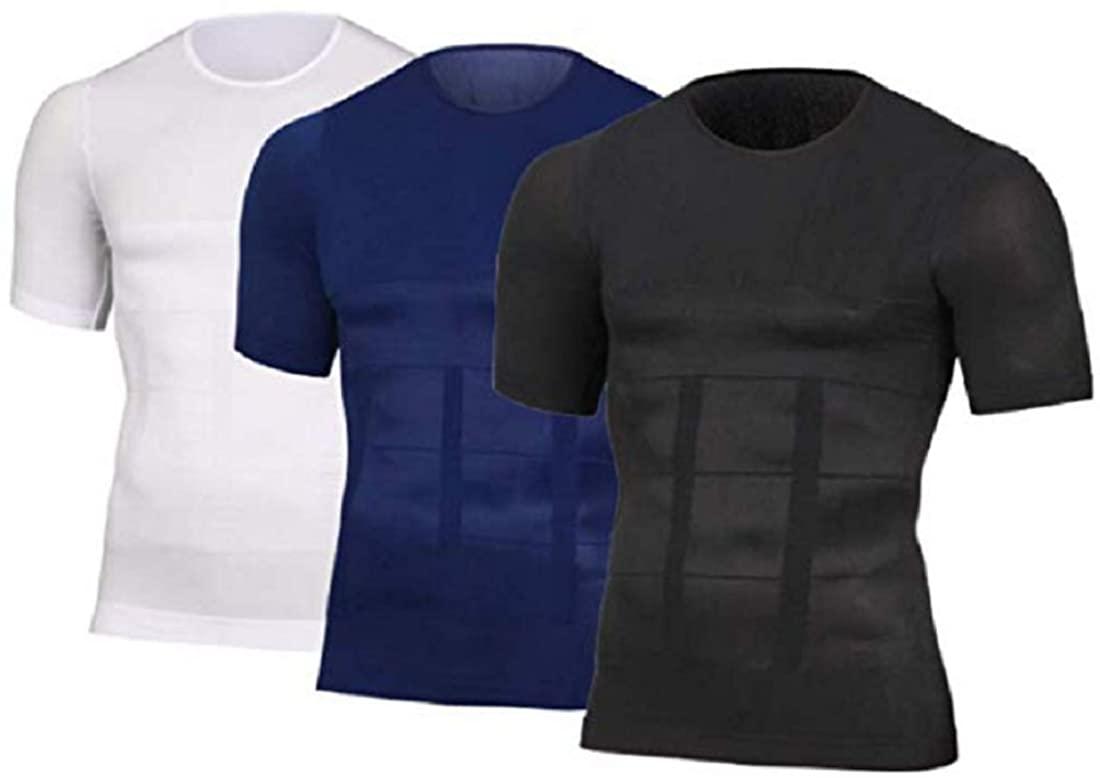 MIXZONES Micro Modal & Bamboo Rayon & Supima Cotton Soft Comfy U-Neck and Deep V-Neck Undershirts