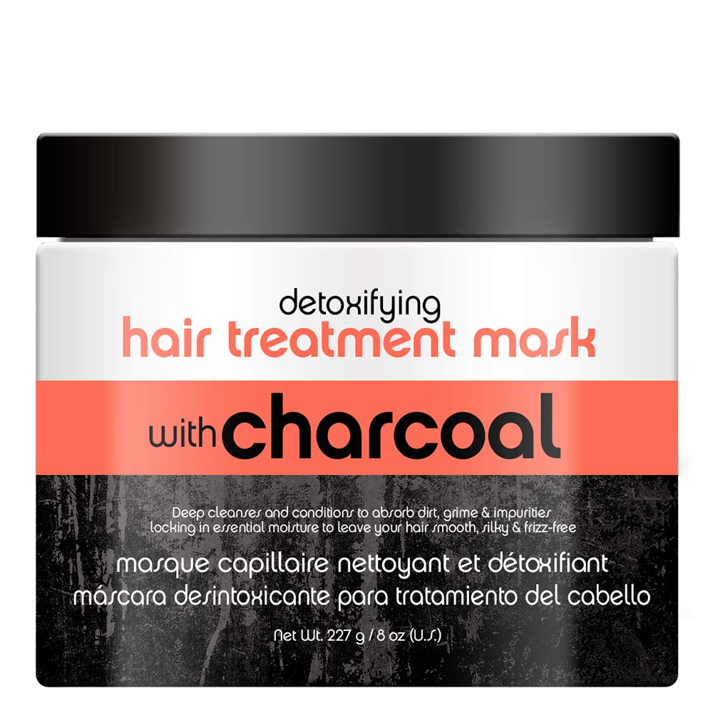 Excelsior Detoxifying Hair Mask with Charcoal 8 oz. (Pack of 2)
