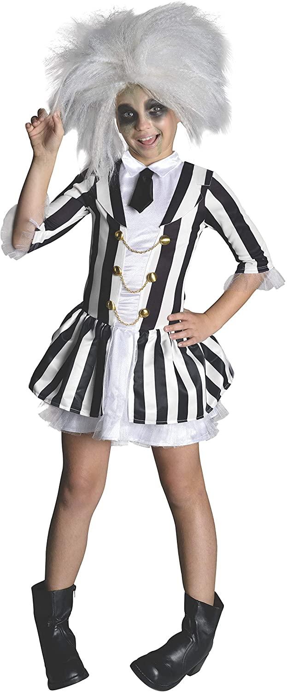 Rubie's Girls Beetlejuice Costume