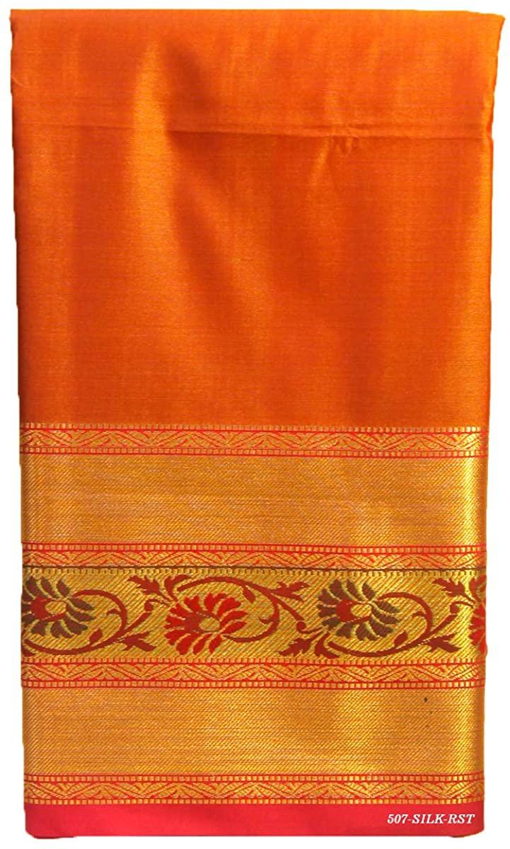 Pure Silk Saree for Women Kanchipuram Kanjivaram Pattu Sari Handloom Banarasi Silk Tussar Silk Mysore Silk