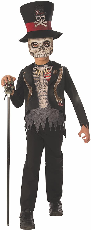 Voodoo Boys Costume