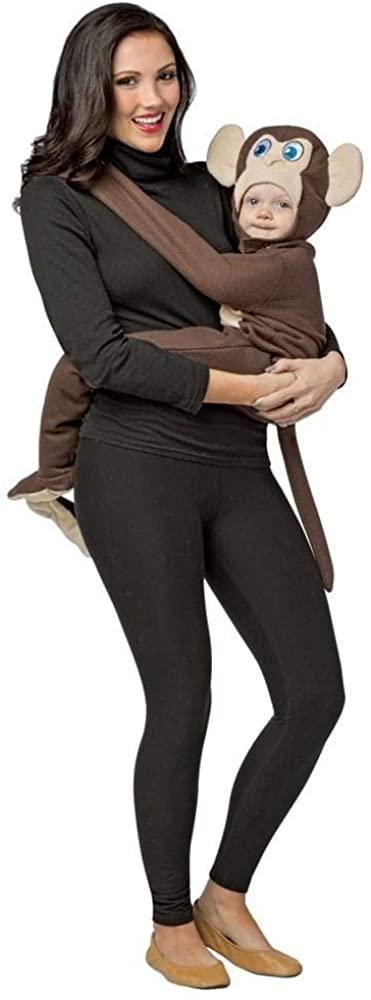 Rasta Imposta Huggables - Monkey Costume for Infants