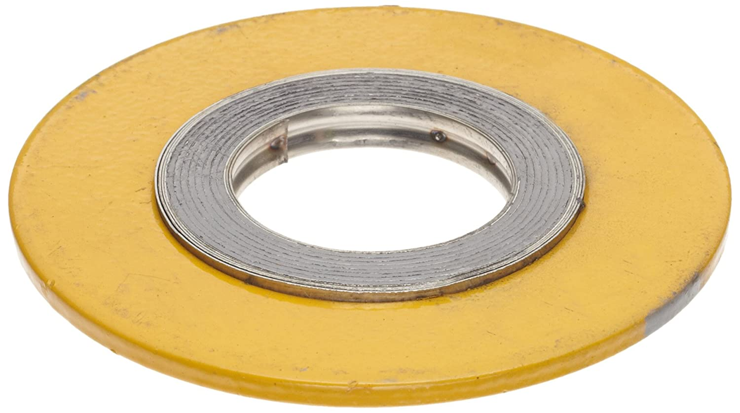 Metal Reinforced Pure Graphite Flange Gasket, Ring, Fits Class 300 Flange, 1-1/2