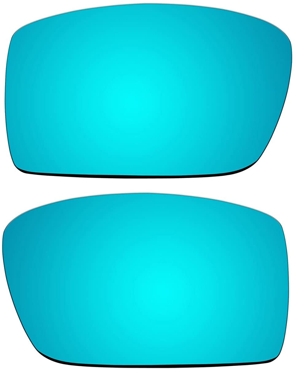 Replacement Polarized Lenses for Oakley Gascan Sunglasses