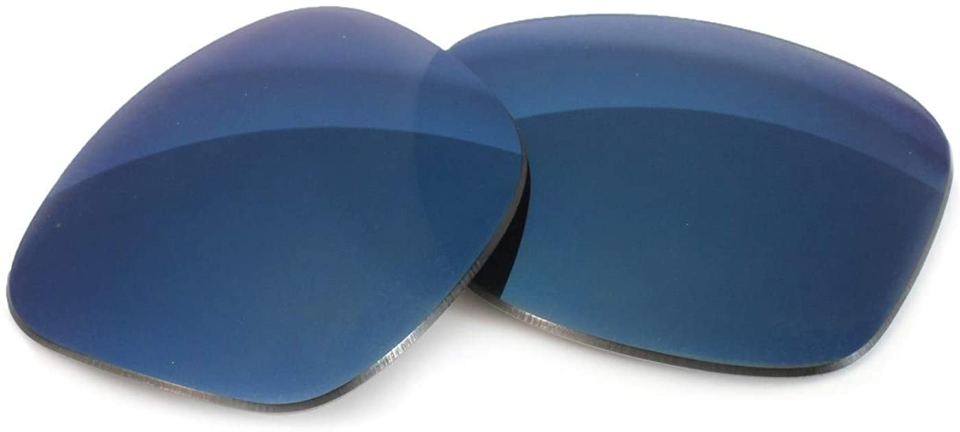 Fuse Lenses Non-Polarized Replacement Lenses for Electric Back Line