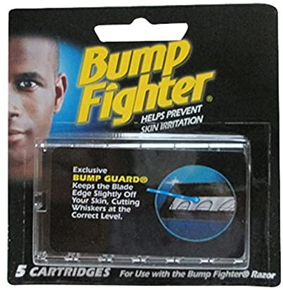 Bump Fighter Refill Cartridge Blades - 5 ea, 2 Packs
