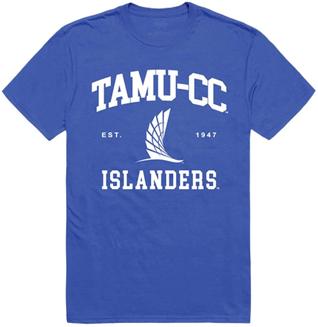TAMU-CC Texas A&M Corpus Christi Islanders NCAA Men's Seal College Tee