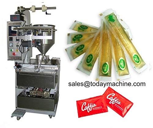 100ml Liquid Packing Machine Paste Filling Machine Automatic Filling Sealing Machine Sauce/Oil/Milk/Honey