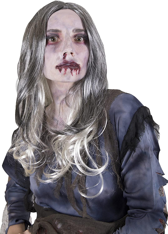 Kangaroo's Halloween Accessories - Zombie Queen Wig