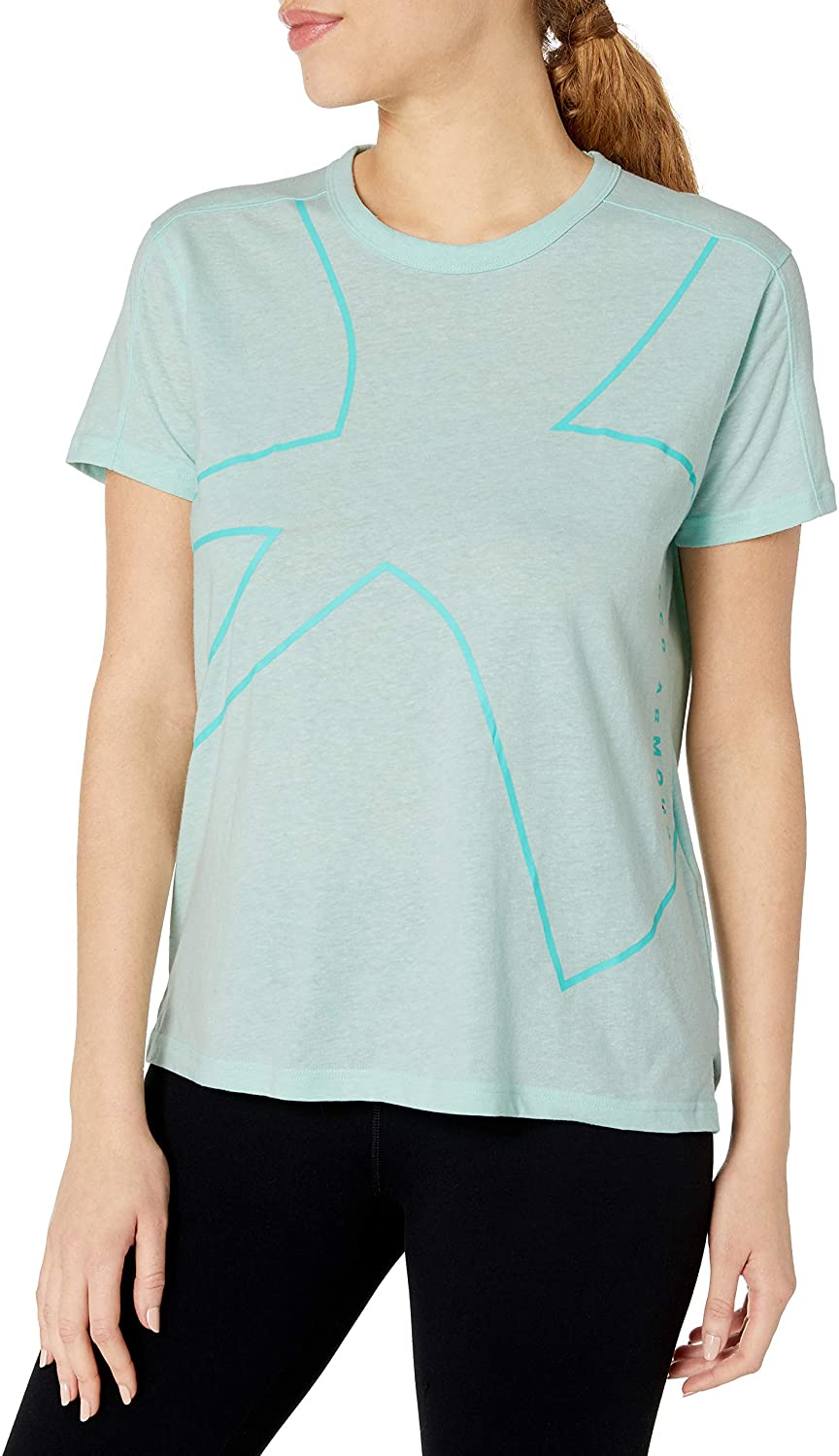Under Armour Women's Tri-Blend Graphic Short Sleeve