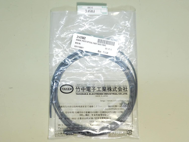 BRAND NEW - Takex FR5FC Fiber Optic Sensor