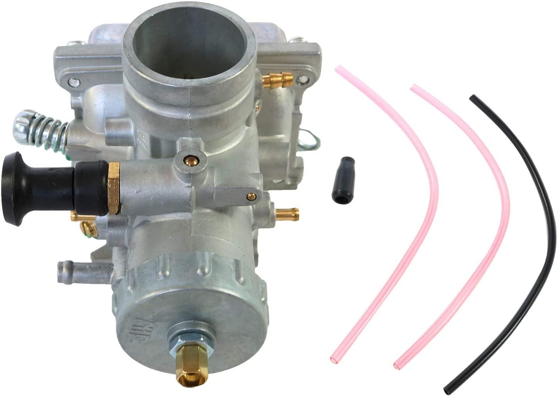 JDMSPEED New Carburetor Replacement For 26mm VM Series Universal Round Slide VM26-606