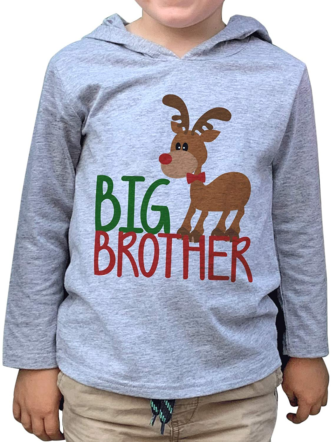 Custom Party Shop Baby's Big Brother Christmas Hoodie