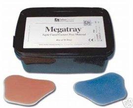 Select Dental Light Cure Custom Tray Material - Pink