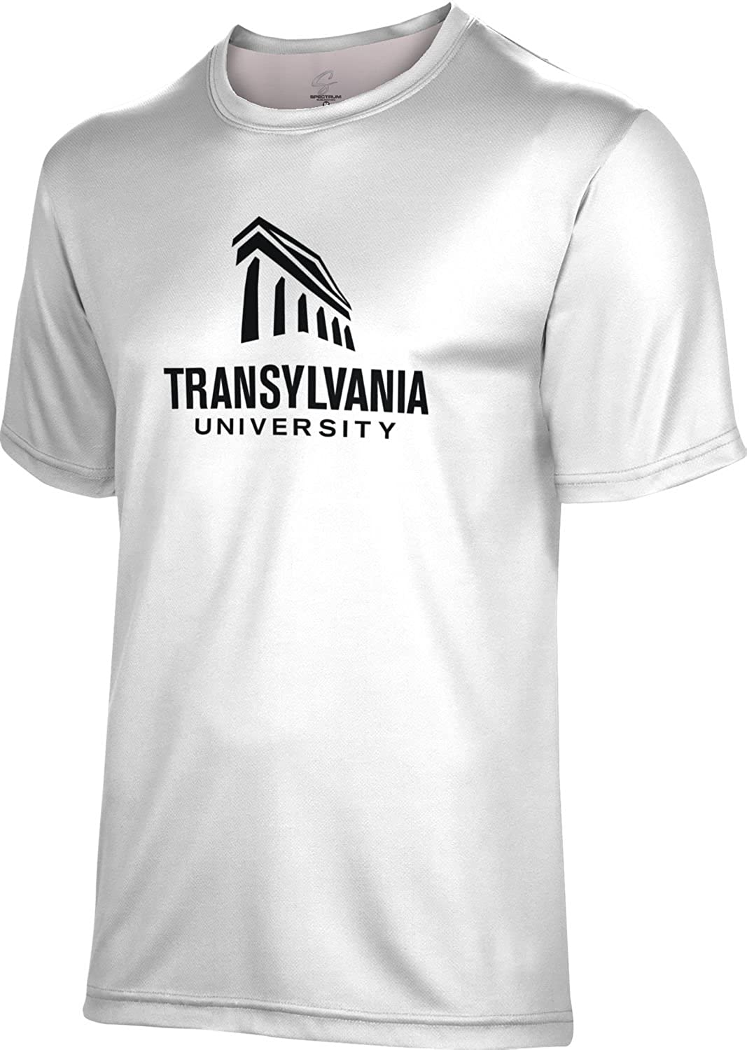 Spectrum Sublimation Transylvania University Unisex Poly Cotton Tee