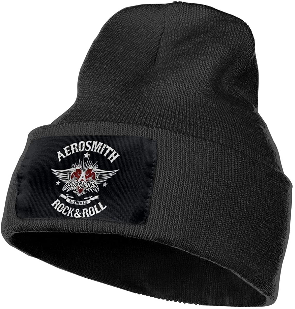 Aerosmith Knitted Hat Keeps Warm in Winter, Unisex