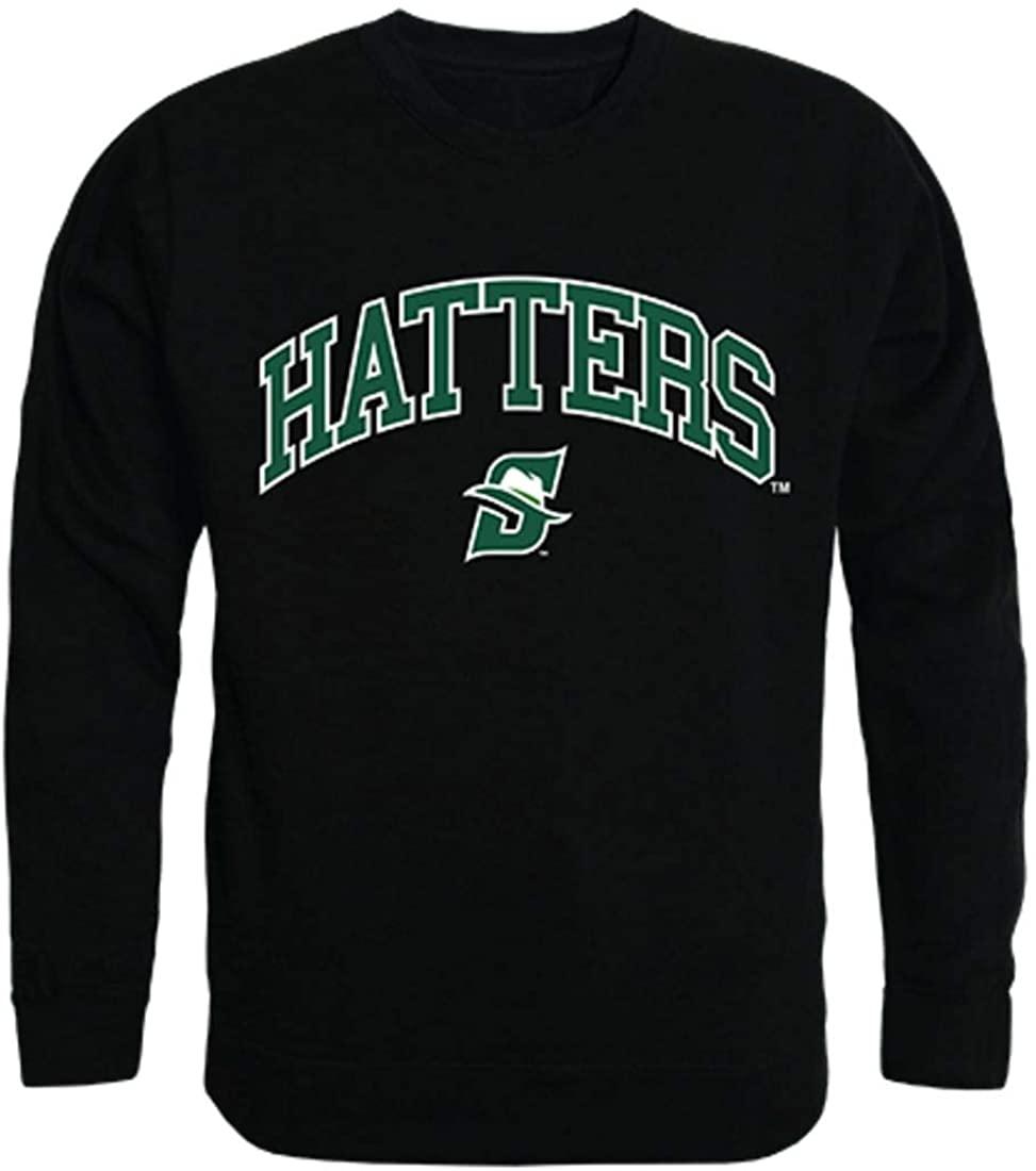 Stetson University Campus Crewneck Pullover Sweatshirt Sweater Black