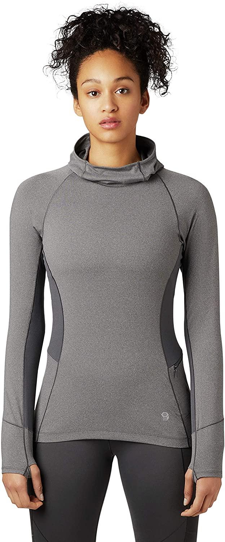Mountain Hardwear Women's Ghee Long Sleeve Hoody