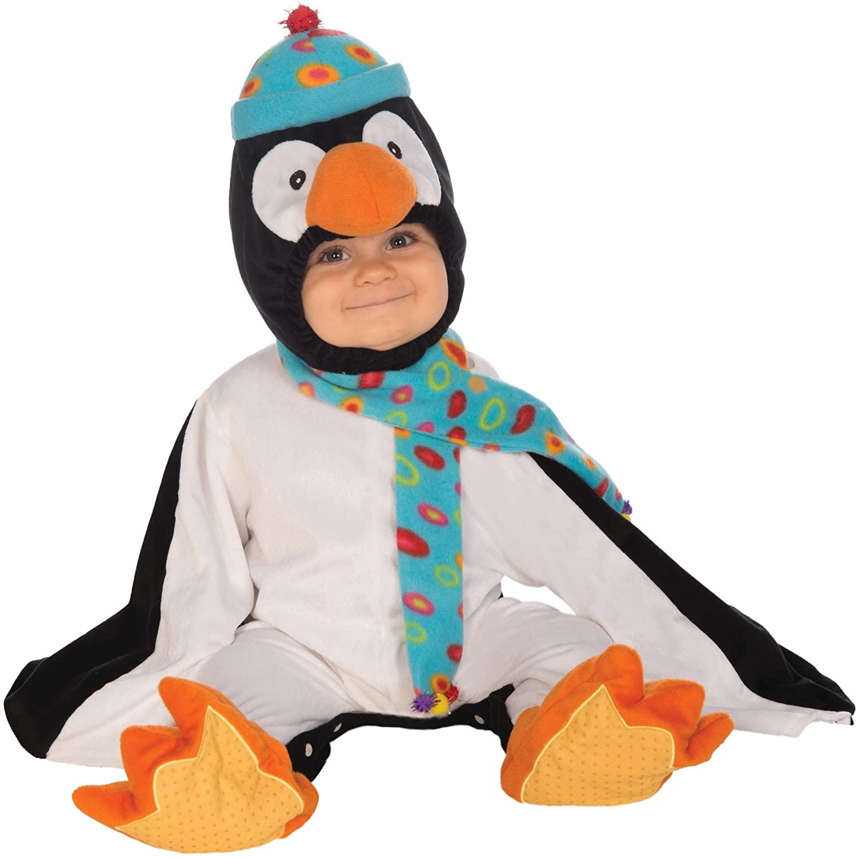 Forum Novelties Plush Penguin Child Costume, Infant