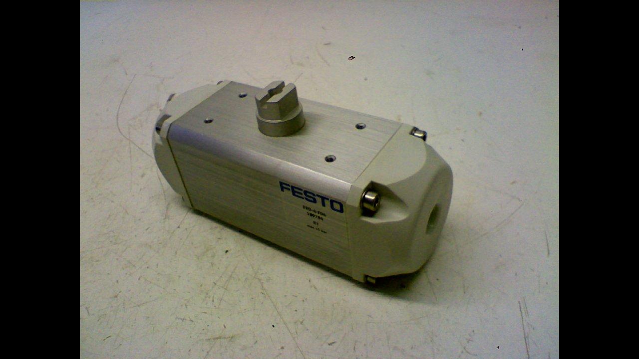 Festo Drd-4-F04 Semi-Rotary Drive 1-1/2 Inch Npt 10 Bar Max Drd-4-F04