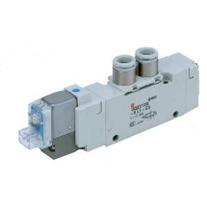 SMC VQZ2220-5LO-N7T valve - vqz2000 valve, sol 4/5-port family vqz2000 other size rating - valve, body ported,lqa