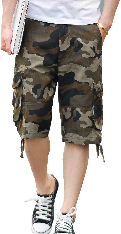 CANASOUR Outdoor Men's Twill-Cargo Short