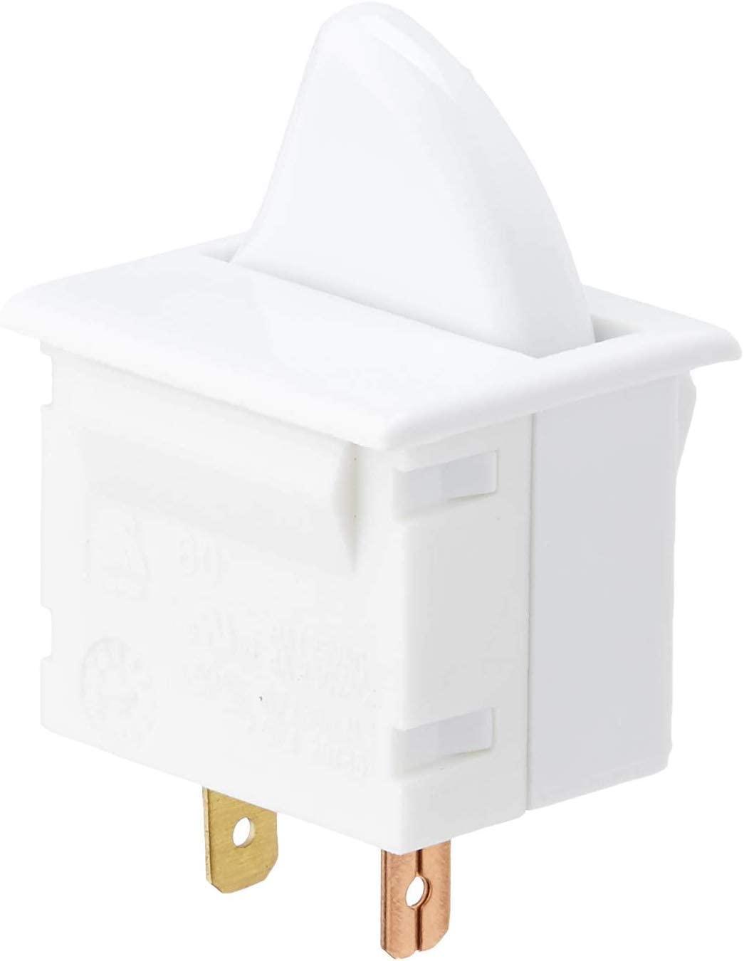 WP12466115SP Refrigerator Light Switch 12466111SP 12466115SP for Whirlpool Genuine OEM