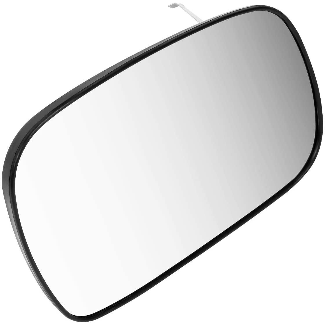 DNA Motoring OEM-MG-0327 76203SVAA11 OE Style Passenger/Right Mirror Glass