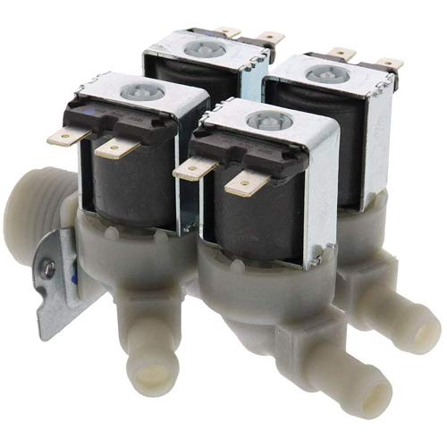 33890027 - OEM Upgraded Replacement for LG Washing Machine Inlet Water Valve