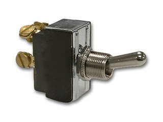 Carling Technologies 2Gk54-78 Sealed Metal 15A Dpst On-Off Toggle Switch