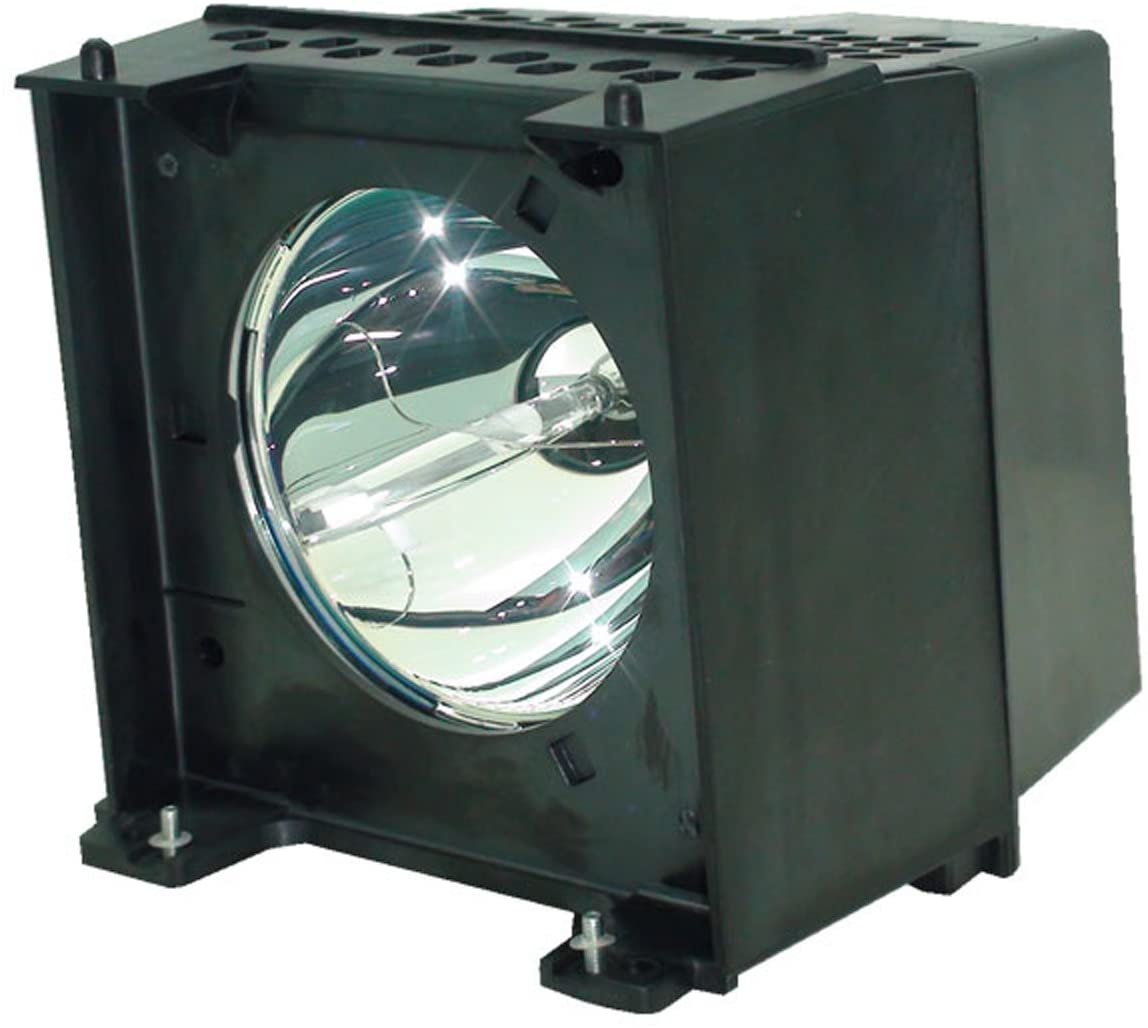 Aurabeam Professional Y67-LMP/Y66-LMP/75007091/75007110A Toshiba Rear Projection Television Replacement Lamp/Bulb w/Housing/Enclosure (Powered by Phoenix)