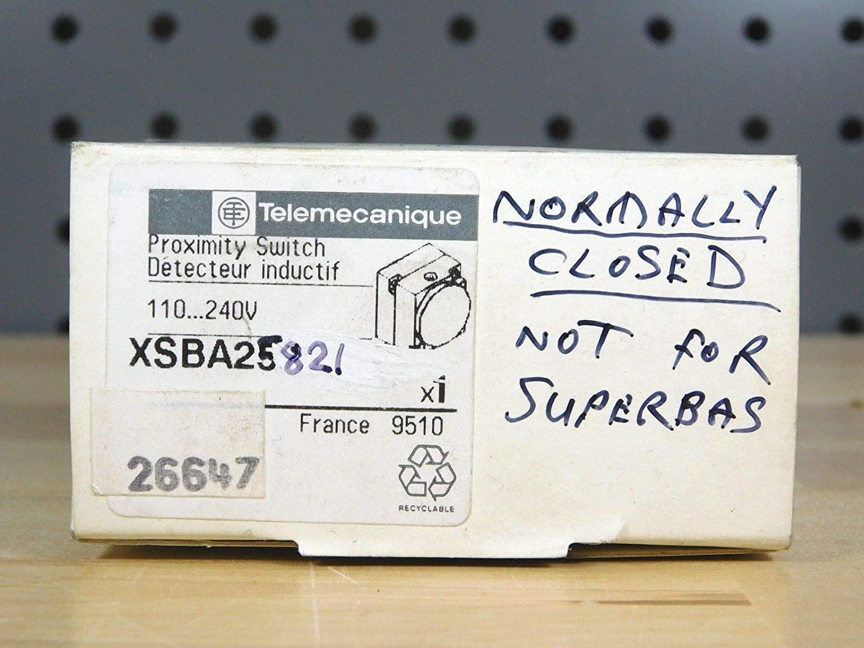 Brand New - Telemecanique XSBA25821 Proximity Sensor