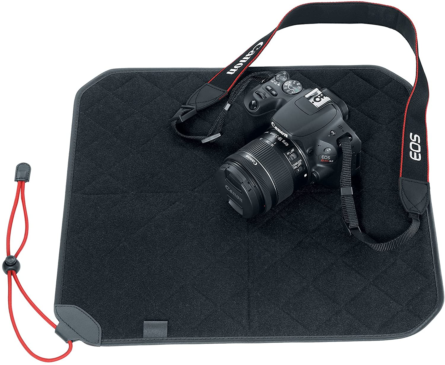 Canon Cameras US Protecting Cloth