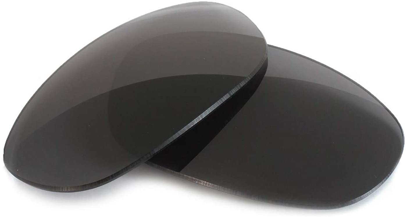 Fuse Lenses Polarized Replacement Lenses for Arnette Notorious AN4128