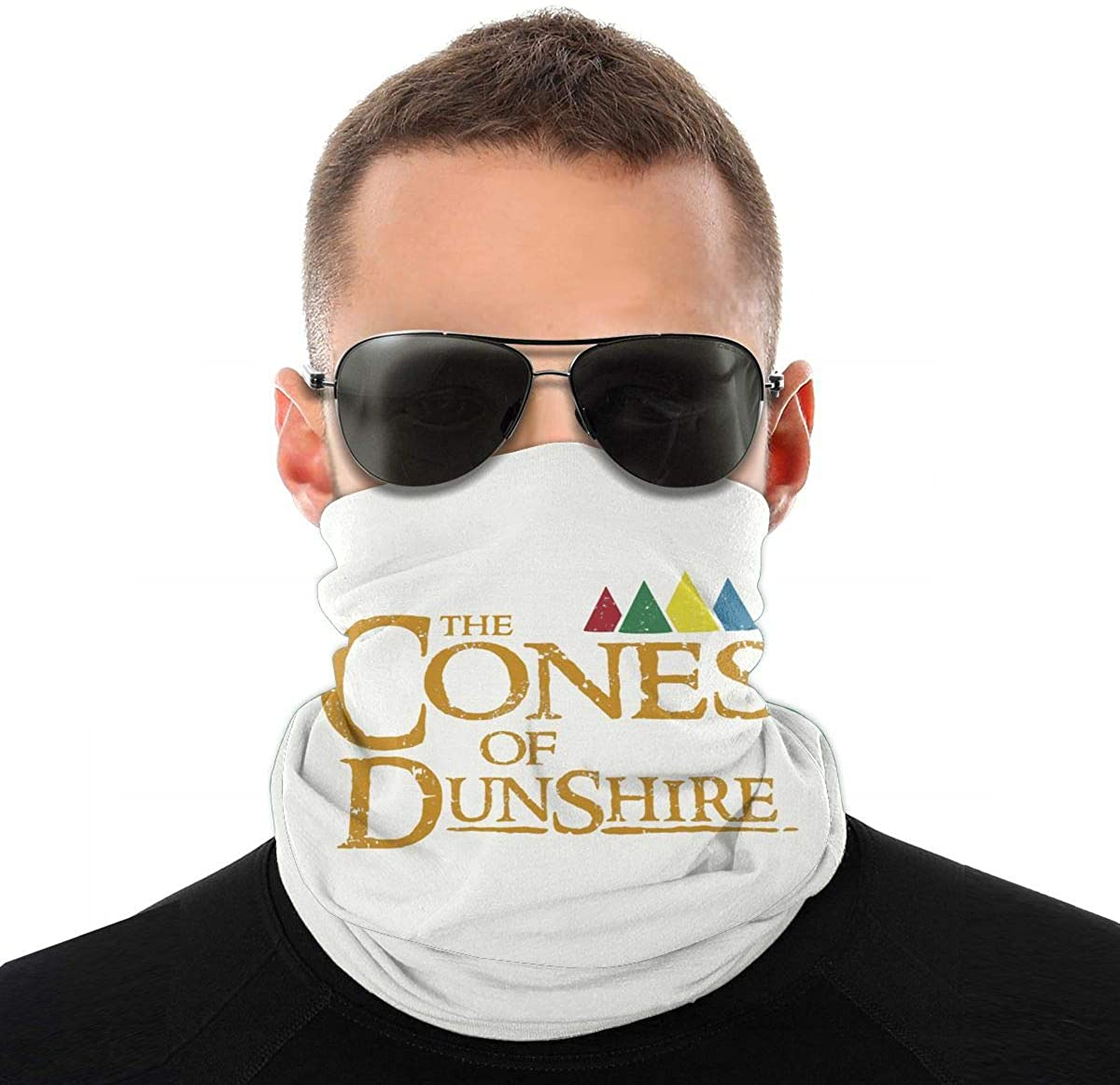 Cones Of Dunshire Headscarf Face Mask Dustproof And Windproof